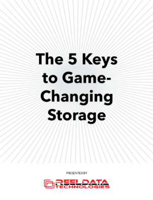 5 keys to game changing storage
